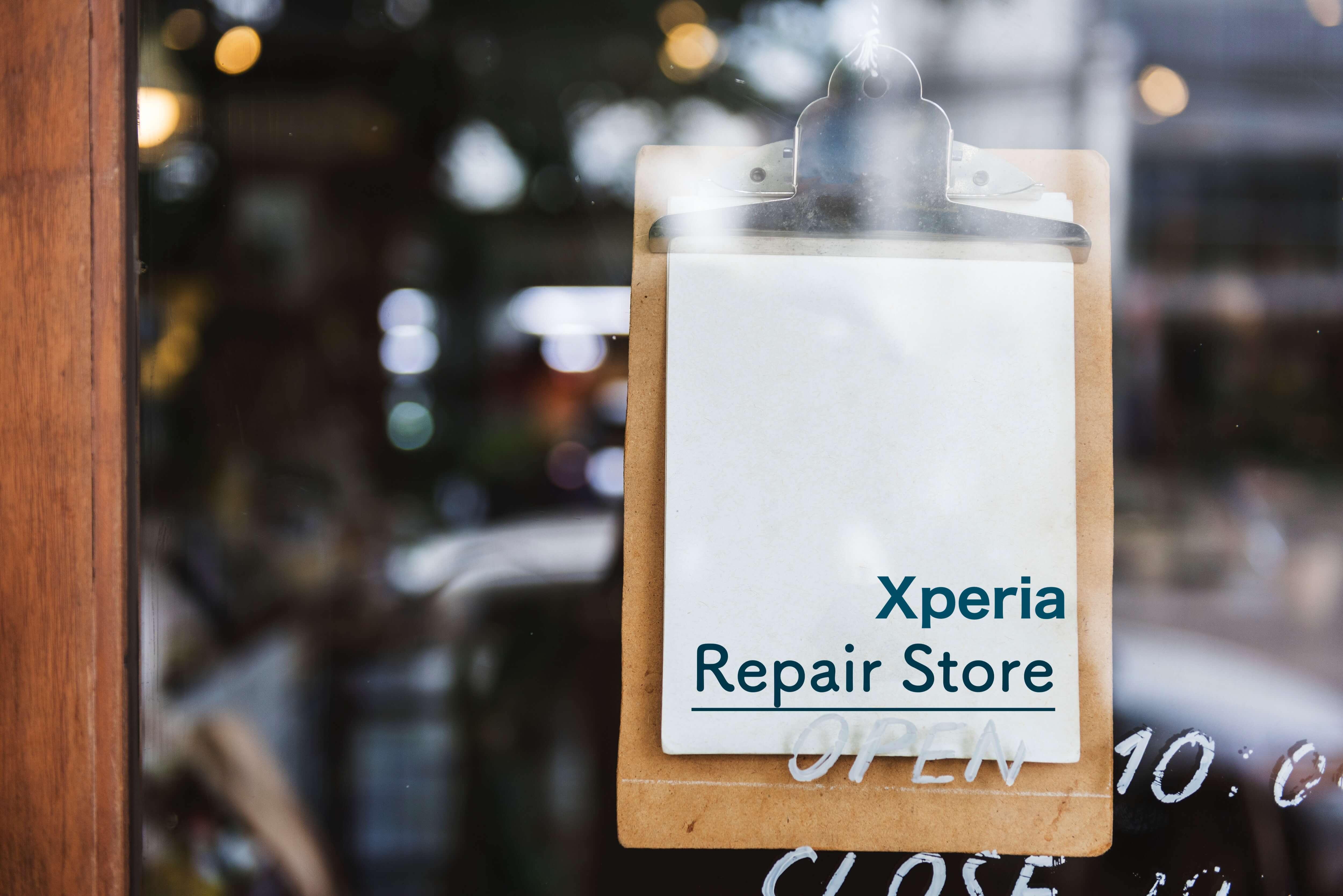 Xperiaオススメ修理店