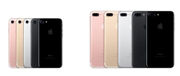 iPhone7:7 Plus