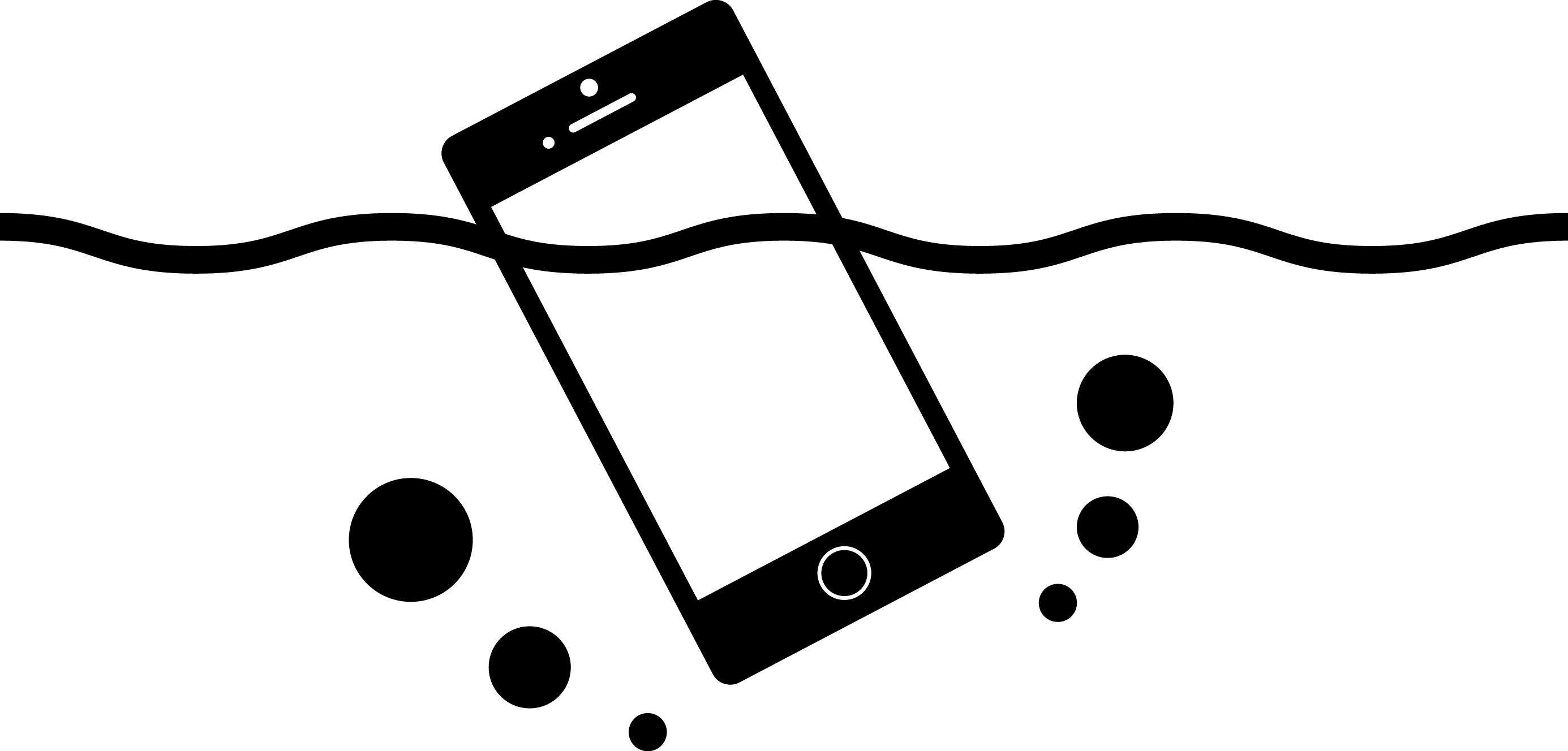【プロ直伝】iPhone水没復旧!データ取出の成功率UP