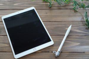 iPad画面割れ